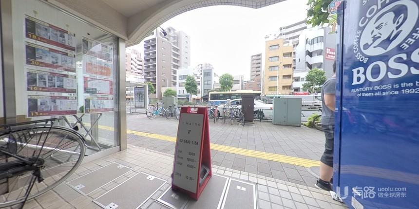日本东京-レオパード浅草