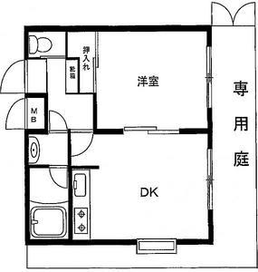 日本-【东京公寓】ハウスTKA目白