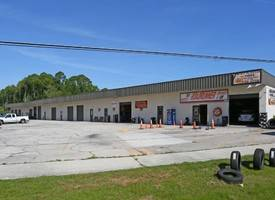 ·Lake City Commercial Investment Real Estate, Florida, USA