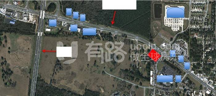 United States-Lake City Commercial Investment Real Estate, Florida, USA