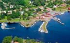 瑞典-出售度假小镇临海土地及房产
