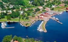 Sweden-Påskallavik coastal land development project