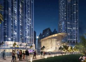 迪拜·GRANDE, the imar opera house district