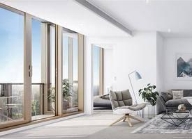 墨尔本·Focus富庭公寓-1居室