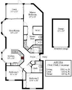 美国-在美国佛罗里达州利县博尼塔斯普林斯出售的三居室联排别墅