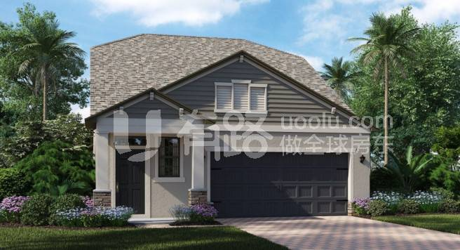 美國-3 bedroom detached house for sale in Florida, Osceola County, Kissimmee, USA