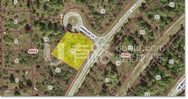 United States-Plot for sale in South Gulf Cove, Charlotte County, Florida, USA