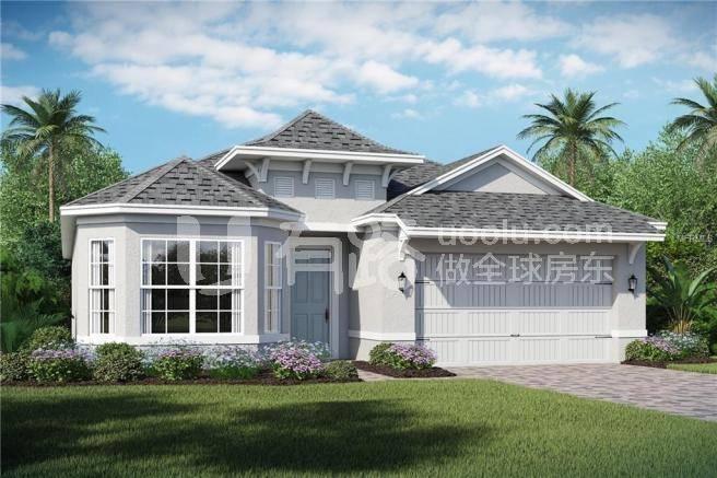 美國-4 bedroom detached house for sale in Kissimmee, Osceola County, Florida, USA