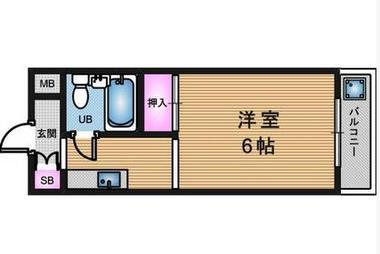 日本大阪-距离大阪繁华商业街梅田徒步15分钟即可到达,投资回报率7.48%