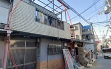 JapanOsaka-Osaka B&B Tianxia Tea House is built in 7 minutes.