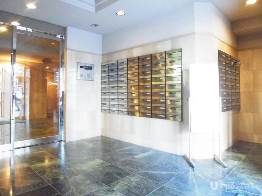 日本-东京 目黒区 公寓   小户型投资房源 性价比超高