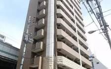 Japan-Osaka Prefecture Osaka City Apartment | Hiking to Shinsaibashi Dotonbori, 11th floor with excellent view