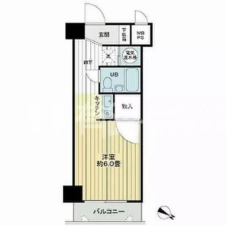 日本-Tokyo Shinjuku City Apartment   Small apartment for travel
