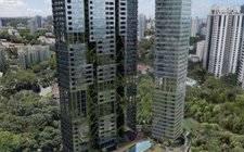 SingaporeSingapore-Nouvel, Singapore 18 famous building (D10 postal area Orchard Road)