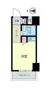 日本-神奈川県 横浜市 公寓   横浜市 有2条线2个车站只要2分钟
