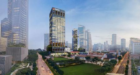 新加坡新加坡-8 St Thomas
