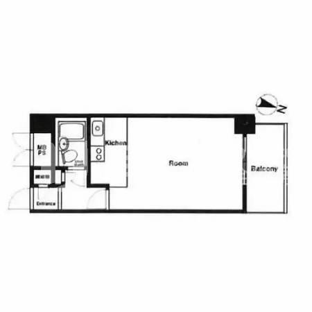 日本-Tokyo Central District Apartment | 6 stations and 6 lines can be used to do office