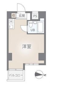 日本-东京 品川区 公寓 | 一户型 周围4个车站5条线