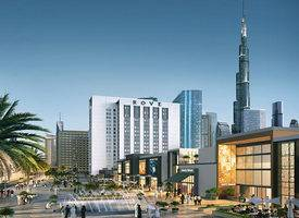 迪拜·罗孚酒店