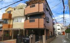 -Japan Osaka Villa Information 112 Flat 4 Room 1 Hall