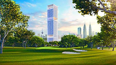 马来西亚吉隆坡-吉隆坡 – Core Residence 中央公馆 @ TRX