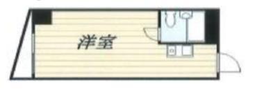 日本东京-中央线包租公寓