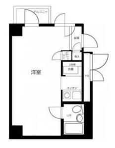 日本-东京 品川区 公寓 | 有稳定租客 上班族的理想房