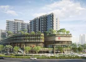 新加坡·Singapore Sengkang Grand Residences Sengkang Jiayuan (D19 Post District, Wan Guo)