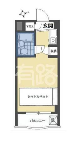 Japan-Tokyo Shinjuku Apartment | Convenient, just one stop from Shinjuku Station