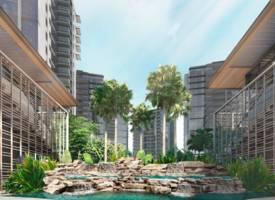 新加坡·新加坡 The Florence Residence 悦湖苑(D19邮区 高文)