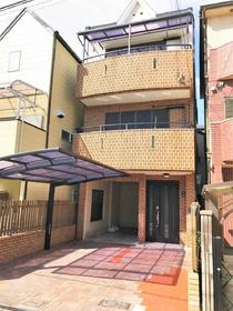 日本东京市-东京六本木  麻布十番顶层复式