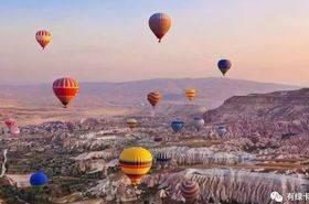 我想要带你去浪漫的土耳其,然后一起做热气球移民!-有绿卡