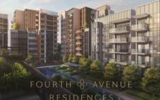 SingaporeSingapore-Four Avenue Residences, Singapore (D10 Bukit Timah, D10)