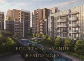 新加坡·新加坡  Fourth Avenue Residences 富雅轩 (D10邮区 武吉知马)