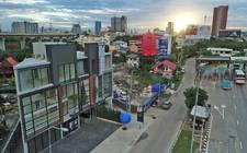 ThailandBangkok-Prove Rama 9 Home Office