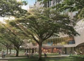 ·新加坡地铁学区房The Woodleigh Residences 桦丽居