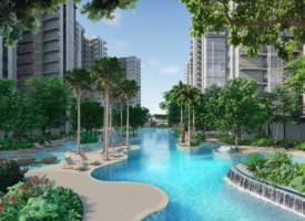 ·Central Club Singapore Central Club Residences flornece residence