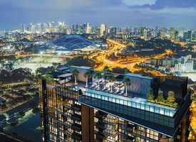 ·Singapore Freehold Metro School District Room Arena Residences