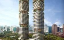 新加坡-新加坡 New Futura 银峰(D09 邮区 乌节路)
