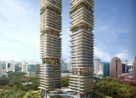 ·新加坡 New Futura 银峰(D09 邮区 乌节路)