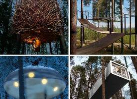 ·Nordic designer tree house for sale