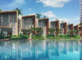 ·新加坡 Riverfront Residences (D19 邮区 后港)