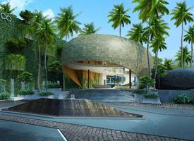 Phuket·Wyndham Grand five-star resort investment project in Phuket