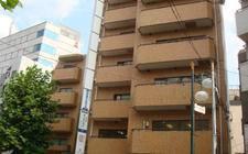 日本東京-5 minutes from the Yamanote Line of Shibuya Yoyogi 1LDK apartment around the Olympic venue