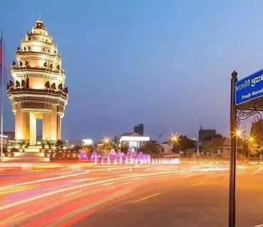 斥资数十亿美元!柬埔寨金边三大工程即将开建!小路带你看最佳投资区域!