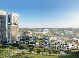 ·One Holland Village Residences, Singapore (D10, Holland Village)