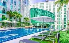 Thailandpattaya-City center residence