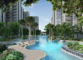 ·Dairy Farm Residences, Singapore (D23, Mountain View)