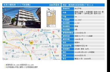 日本东京-东京小额投资系列公寓