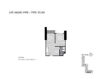 泰国曼谷-Life Asoke Hype